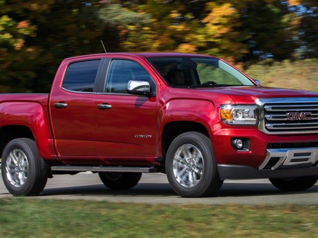 Le diesel Colorado et Canyon sont enfin sur le chemin des clients