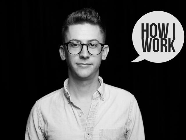 Я Тим Малкерин, редактор социальных сетей Lifehacker, и вот как я работаю