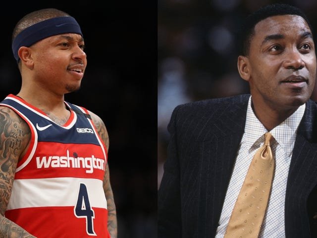 The Last Dance: Isaiah Thomas Is Not Isiah Thomas' Tether; They Are Two Different People