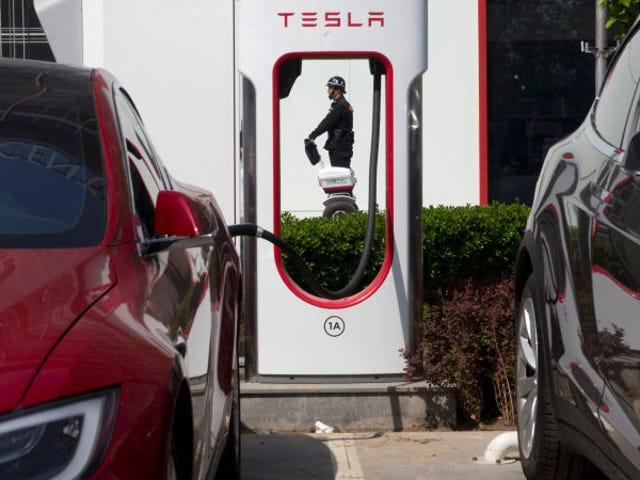 Η πίστωση ηλεκτρικών οχημάτων επιβιώνει επίσημα το νέο δημοκρατικό φορολογικό νομοσχέδιο
