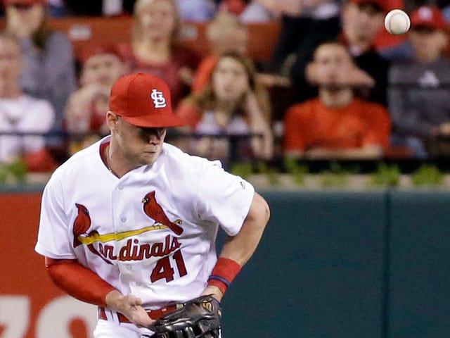 Les Cardinals ont perdu leur 20ème match