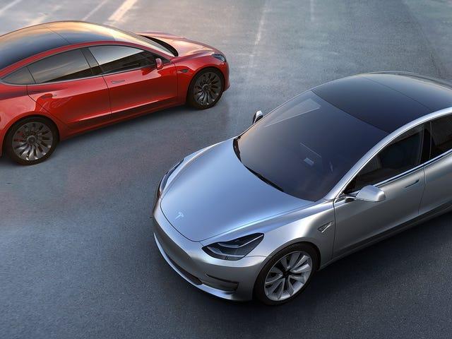 Ya está aquí: El Tesla Model 3 cuesta 35.000 dólares y es una preciosidad
