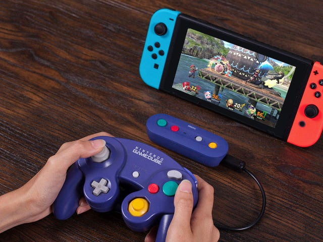 Give Your Old GameCube Controllers Wireless Superpowers With This Simple Switch Adapter