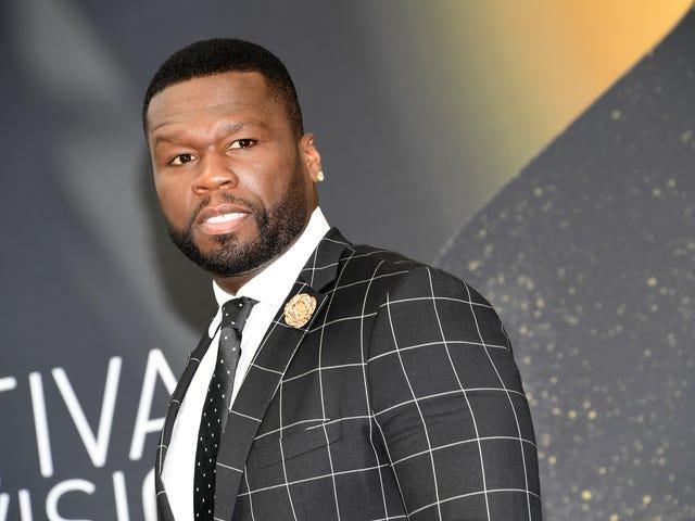 50 Cent, Starz ile Fanları Kordonla Kesmeye Çağırıyor, Yeni Şovunu BET'e Götürüyor