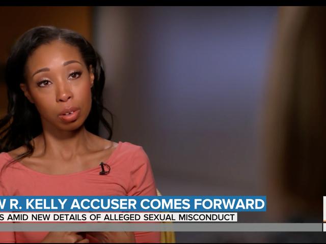 R. Kelly wird beschuldigt, mit 16 Jahren einen ehemaligen Praktikanten von Epic Records sexuell missbraucht zu haben