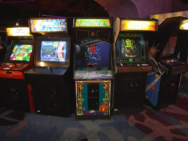 I'm An Old Man, And I Miss Arcades