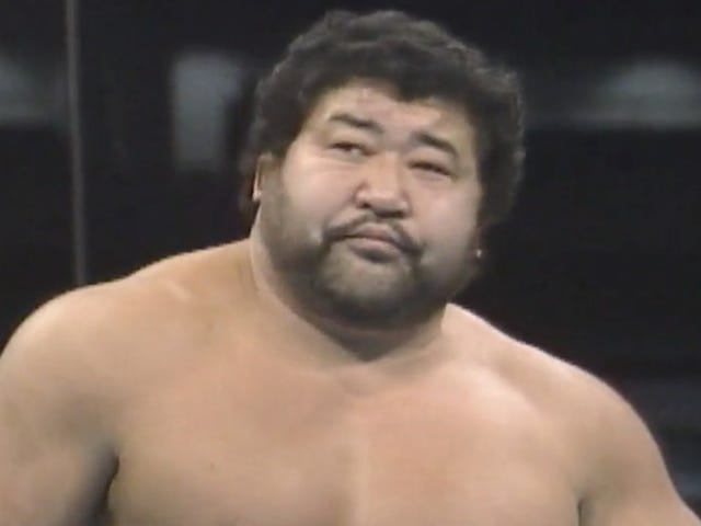 Masa Saito Was A Great Wrestler And Half Of Pro Wrestling's Most Famous Arrest