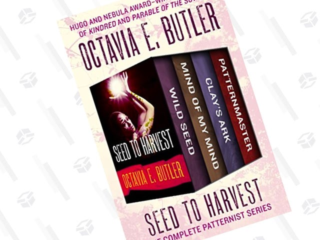 Octavia ButlerのThe Patternistシリーズを$ 4だけでつかむ