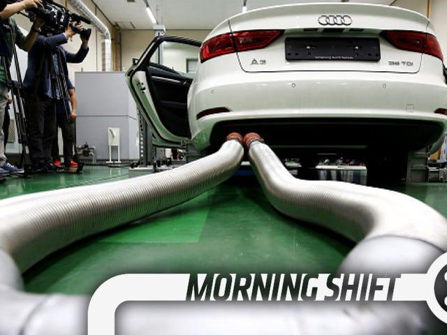 La Corée du Sud envisage de porter des accusations contre Volkswagen Exec: rapport