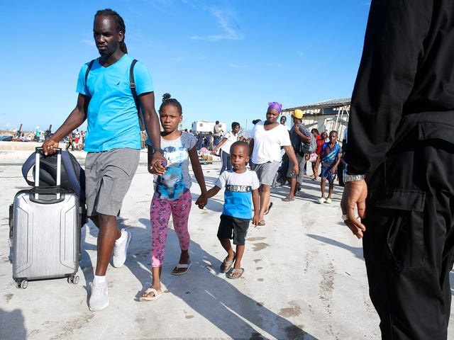 At Least 100 Bahamians Forced Off Boat Headed to U.S. Because They Didn't Have Visas