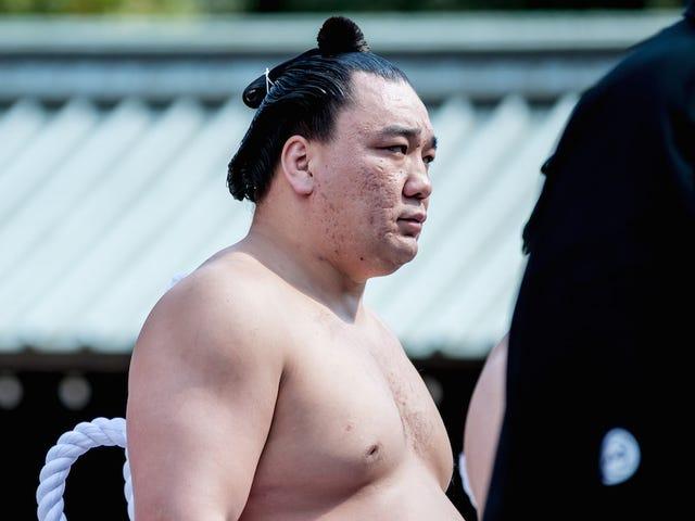 Rapporter: Yokozuna Harumafuji Kōhei Attacked Rival i Bar, Broke His Skull