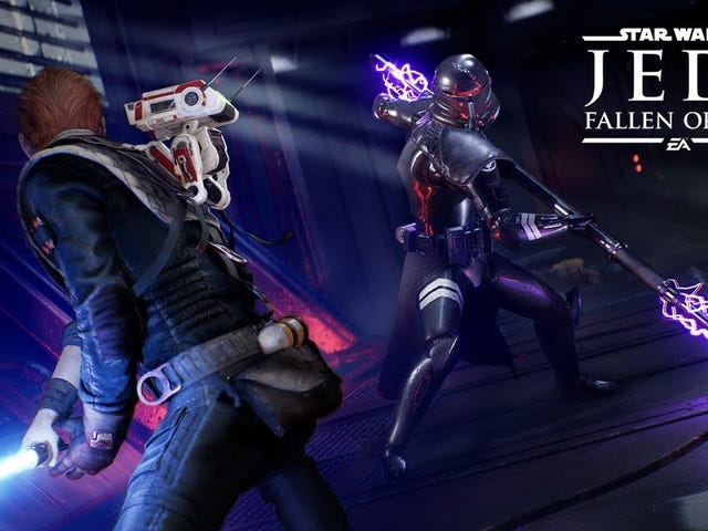 Full Star Wars: Jedi Fallen Order Demo Shows Off More Of Its Metroid Influences