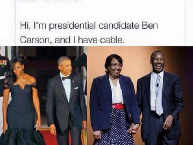 Skämt om fru Ben Carsons utseende är ingen skrattande sak