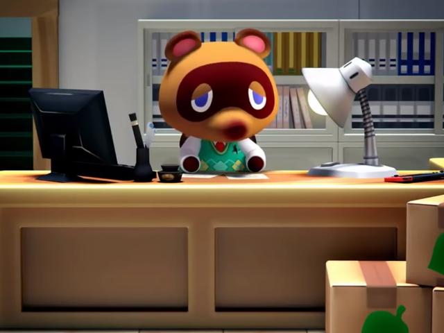Batasan Simpan Data Animal Crossing Switch Sepertinya Cukup Terbatas