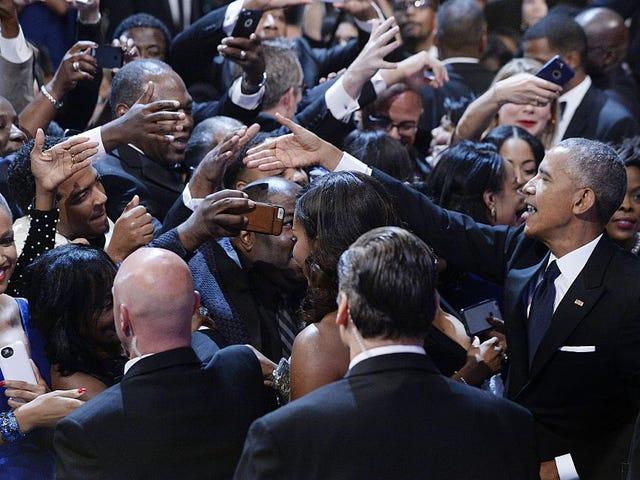 Obama và Quốc hội đen Caucus: Đồng minh và kẻ thù