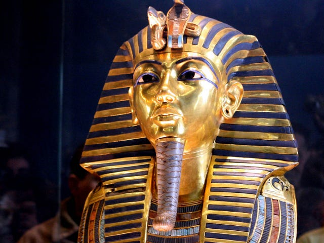"King Tut's Burial Mask Has Been ""Irreversibly Damaged"""
