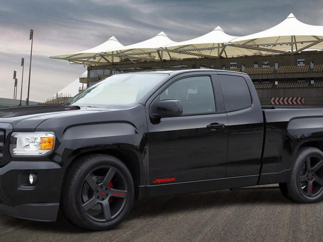 The GMC Syclone Is Back With This 455 HP Conversion Kit