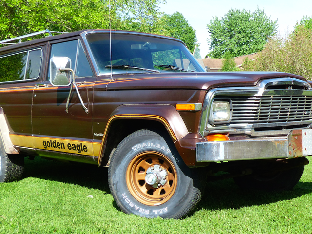 A Few Hours Of Cleaning And Wrenching Totally Transformed My 1979 Jeep Cherokee Golden Eagle