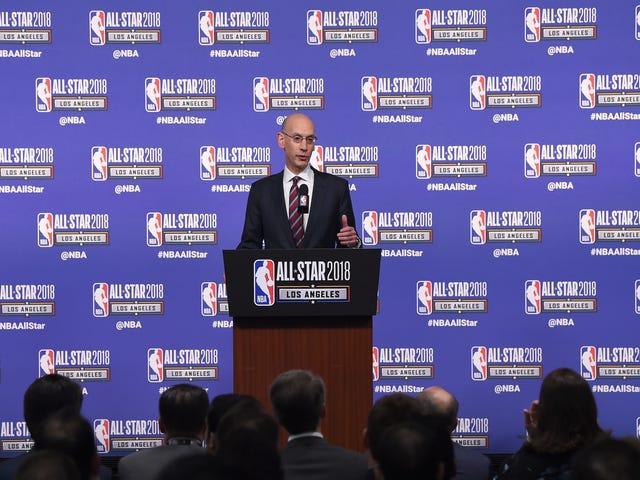 Adam Silver Still Wants To Overhaul The NBA Playoffs