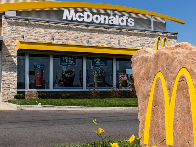 McDonald's takes another big step in going green