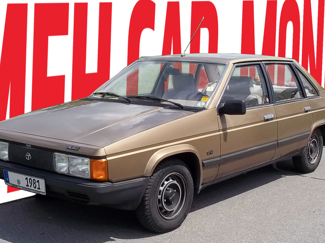 Meh Car Monday: The Talbot Tagora Proves Even Rare And Exotic Can Be Meh