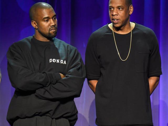 Kanye West er færdig med tidevand