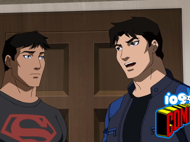 The First Young Justice: Outsiders Footage Stages a Dark Reunion For DC's Youngest Heroes