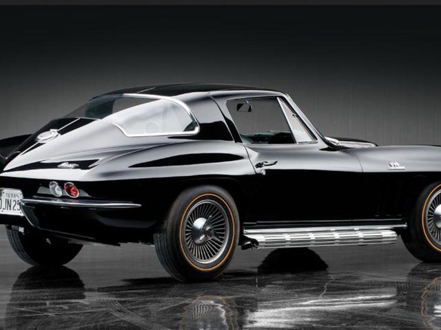 New Corvette?