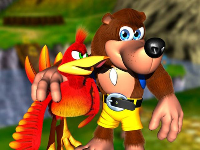 Report: Banjo-Kazooie Was Named After Former Nintendo President's Family