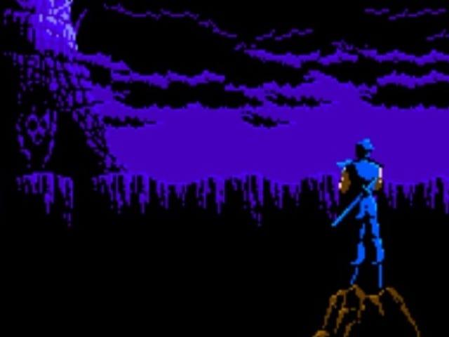 Ninja Gaiden II'sBrilliant Use Of Weather