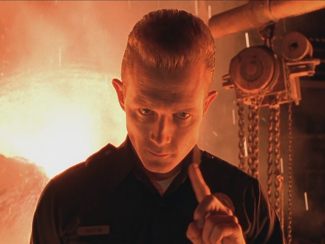 How Terminator 2's Visual Effects Changed Movies Forever