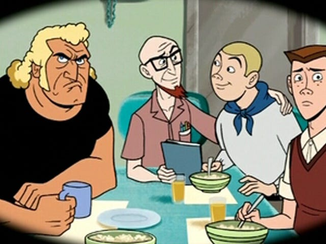 Venture Bros. Isn't Dead But Will Take a Long Time to Come Back to Life