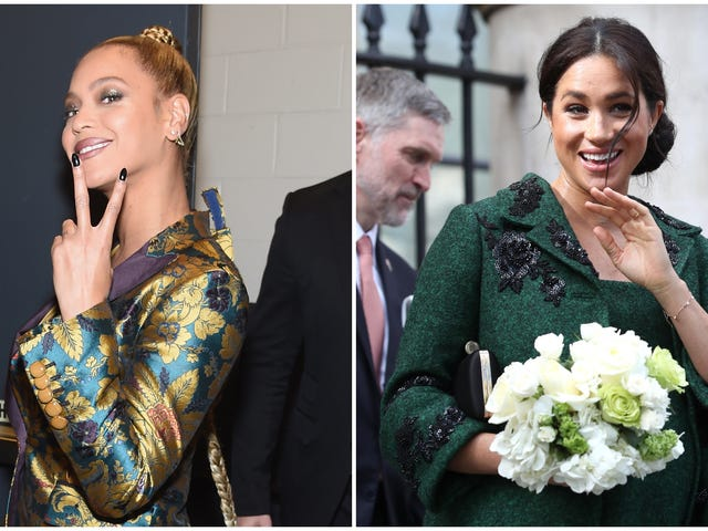 Duchess, Meet Queen? Beyoncé and Meghan Markle May Meet at The Lion King's London Premiere