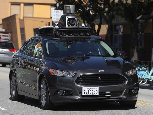 Trust in Self-Driving Cars Has Plummeted in the Last 6 Months