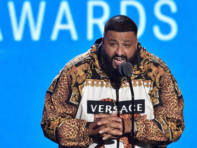 SEC Informs DJ Khaled That He Has Played Himself