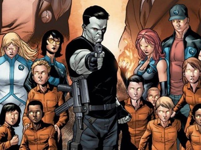 <i>Harbinger</i> y <i>Bloodshot</i> Lead Valiant Comics &#39;Primeras Cinco Películas