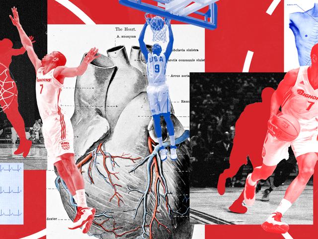 Le plus grand joueur de basket-ball de ligue mineure de tous les temps a passé une carrière à oublier son rêve