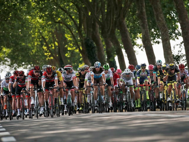 The Tour De France Finally Hits The Cobblestones, Where Chaos Reigns