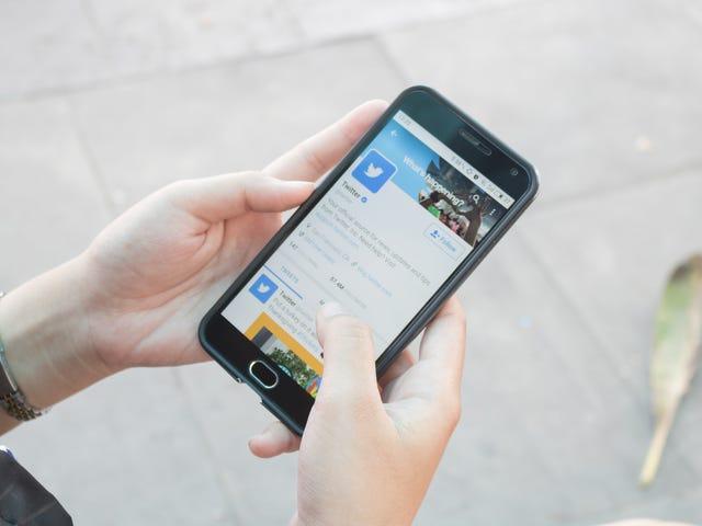Как обуздать вашу зависимость от Twitter