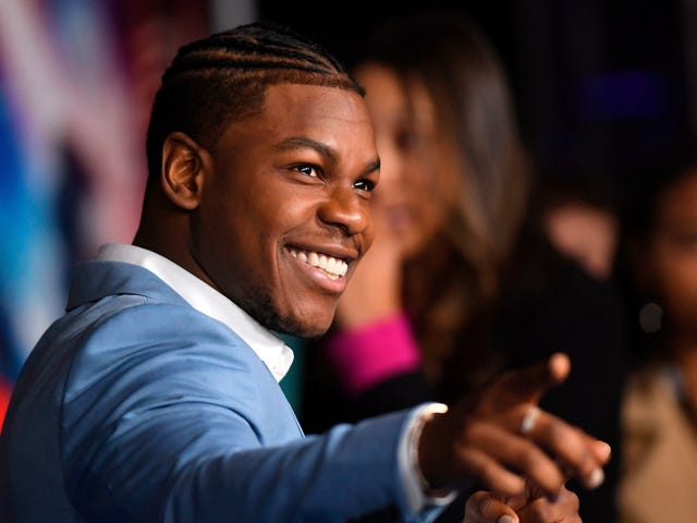 John Boyega Is a Joy and He Also Perfectly Encapsulated the Press Junket Life