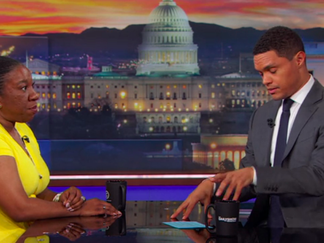 """That is a power base "": #MeToo founder Tarana Burke tells Trevor Noah survivors are just getting started"