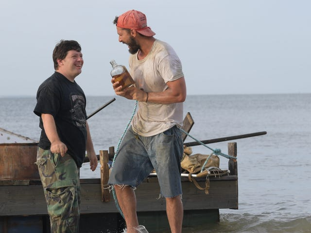 Shia LaBeouf and a talented newcomer help The Peanut Butter Falcon transcend its feel-good clichés