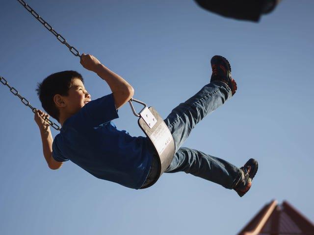 Apa yang Akan Katakan kepada Anak Anda Daripada 'Lima Lagi Minit'