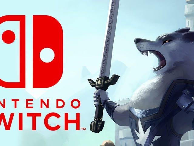 Cyfrowa tablica / kości / gra karciana z napędem dla zwierząt Armello przyjeżdża na Nintendo Switch 27 września
