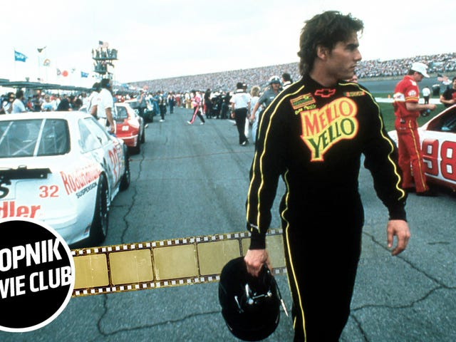 Days Of Thunder Isn't As Good As Top Gun Despite Being Exactly The Same