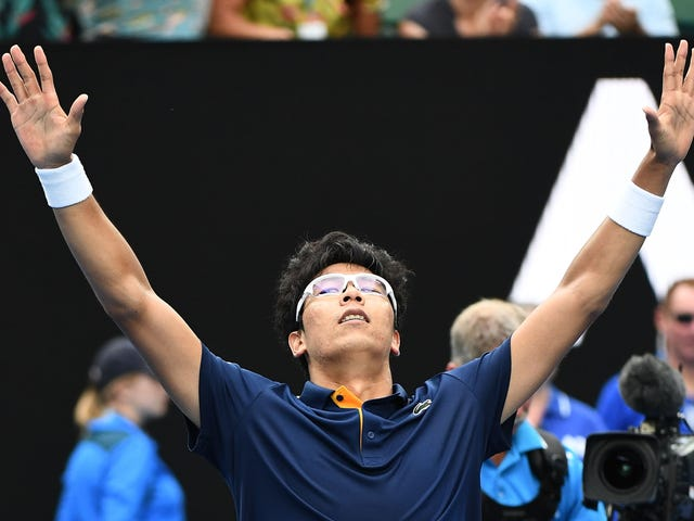 Here Is Hyeon Chung, The Last Kid Standing