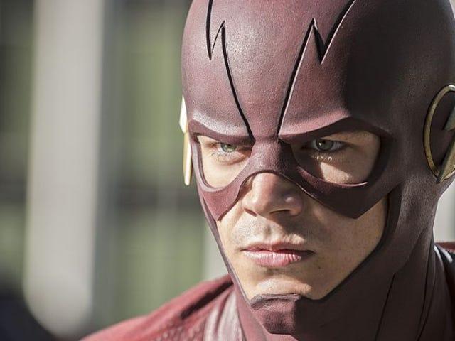 Le Flash passe en solo à sa deuxième saison