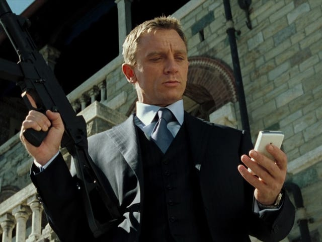 Apparently, Apple and Amazon Are in a Bidding War for the James Bond Film Rights