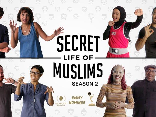 """एमी और पीबॉडी-नॉमिनेटेड डॉक्यूमेंट-सीरीज़ """"द सीक्रेट लाइफ ऑफ मुस्लिम"""" सीज़न टू के लिए रिटर्न"""
