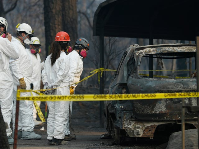 As Camp Fire Overtook Paradise, Many Were Gridlocked or Never Got Warning, Reports Say